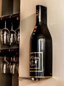 Le Verre de Vin Classic Wine Wall Mounting