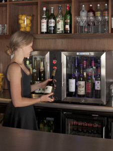 Twin Pod Bar Counter Top