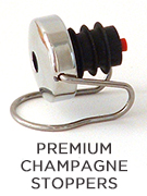Champagne Stoppers