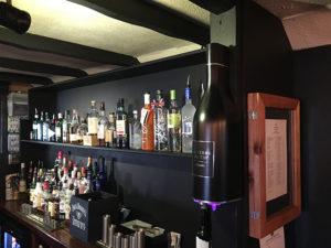Le Verre de Vin Classic Installation