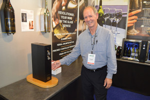 Ernest Stanbury at Hostex 2014