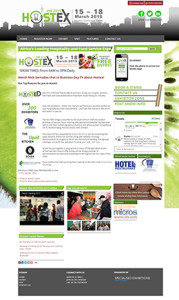 Hostex Website 2015
